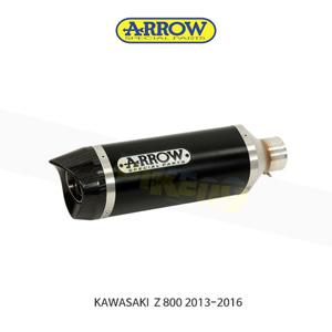 ARROW 애로우 SILENCER 레이스 테크 알루미늄 다크 이녹스/ 가와사키 Z800 (13-16) 71723AON