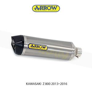 ARROW 애로우 SILENCER 레이스 테크 티타늄 이녹스/ 가와사키 Z800 (13-16) 71723PO