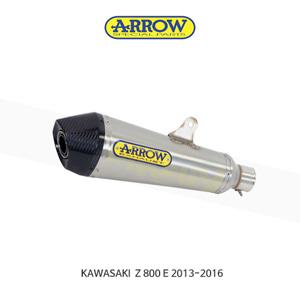 ARROW 애로우 SILENCER XKONE 스테인리스 스틸/ 가와사키 Z800E (13-16) 71723XKI