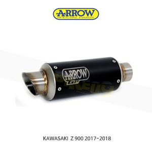 ARROW 애로우 키트 SILENCER GP2 스틸 다크/ 가와사키 Z900 (17-18) 71531GPI