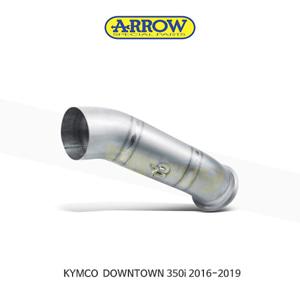 ARROW 애로우 CATALYTIC HOMOLOGATED 링크 파이프/ 킴코 다운타운350i (16-19) 53080KZ
