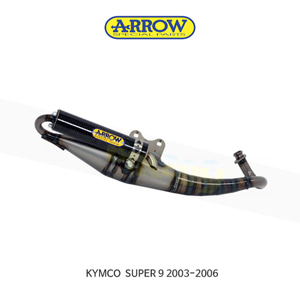 ARROW 애로우 COMPLETE EXHAUST 레이싱 익스트림 카본/ 킴코 슈퍼9 (03-06) 33520EK