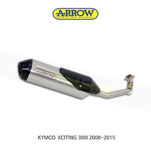 ARROW 애로우 SILENCER 리플렉스 스테인리스 스틸/ 킴코 익사이팅300I (08-15) 53509STP