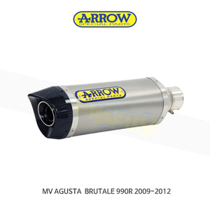ARROW 애로우 SILENCER 레이싱 썬더 티타늄 카본/ MV아구스타 브루탈레990R (09-12) 71110PK