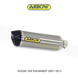 ARROW 애로우 SILENCER 레이스 테크 티타늄/ 스즈키 GSF650 밴딧 (07-13) 71822PK