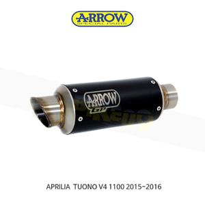 ARROW 애로우 키트 SILENCER GP2 스틸 다크 이녹스 56MM/ 아프릴리아 투오노V4 1100 (15-16) 71529GPI