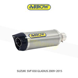 ARROW 애로우 SILENCER 스트리트 썬더 티타늄 카본/ 스즈키 SVF650 글라디우스 (09-15) 71742PK