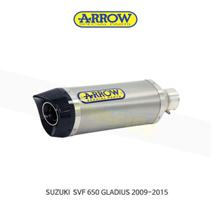 ARROW 애로우 SILENCER 스트리트 썬더 티타늄 이녹스/ 스즈키 SVF650 글라디우스 (09-15) 71742PO