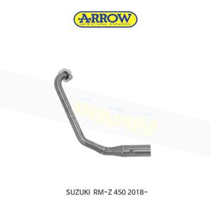 ARROW 애로우 MANIFOLD 레이싱 스테인리스 스틸/ 스즈키 RM-Z450 (18-) 72147PD