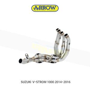 ARROW 애로우 MANIFOLD APPROVED/ 스즈키 브이스톰1000 (14-16) 71608KZ