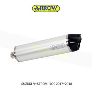 ARROW 애로우 SILENCER 맥시 레이스 테크 알루미늄/ 스즈키 브이스톰1000 (17-18) 71816AK