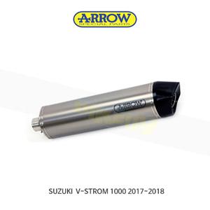 ARROW 애로우 SILENCER 맥시 레이스 테크 티타늄/ 스즈키 브이스톰1000 (17-18) 71816PK