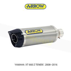 ARROW 애로우 SILENCERS 레이싱 썬더 티타늄/ 야마하 XT660Z 테네레 (08-16) 72011PK