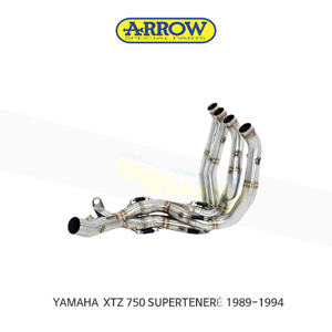 ARROW 애로우 MANIFOLDS 레이싱/ 야마하 XTZ750 슈퍼테네레 (89-94) 72091PD