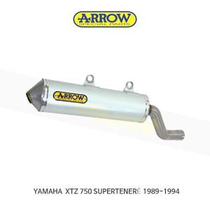 ARROW 애로우 SILENCER 레이싱 엔듀로/ 야마하 XTZ750 슈퍼테네레 (89-94) 72010AE