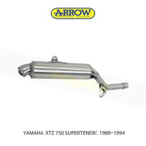 ARROW 애로우 SILENCER PARIS DAKAR 스테인리스 스틸/ 야마하 XTZ750 슈퍼테네레 (89-94) 72610PD