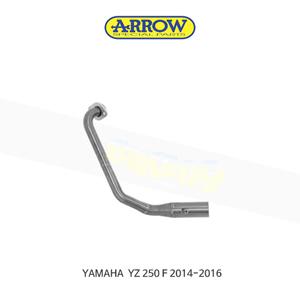 ARROW 애로우 MANIFOLD 레이싱/ 야마하 YZ250F (14-16) 72130PD