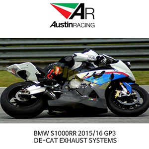 오스틴레이싱 머플러 BMW S1000RR 2015/16 GP3 DE-CAT EXHAUST SYSTEMS