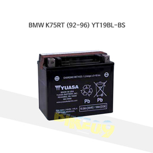 BMW K75RT (92-96) YT19BL-BS