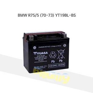 BMW R75/5 (70-73) YT19BL-BS