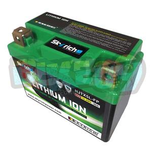 스카이리치 리튬 배터리 LITX5L (W/Led 인디케이터) YTX5L-BS/YTX4L-BS- 오토바이 밧데리 리튬이온 배터리 HJTX5L-FP
