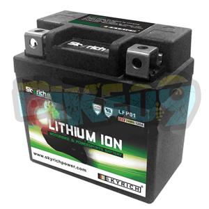 스카이리치 리튬 아이온 베터리 LTKTM04L Maintenance Free - 오토바이 밧데리 리튬이온 배터리 LFP01