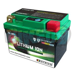 스카이리치 리튬 배터리 LITZ7S (워터프루프+ Led 인디케이터) YTZ7S- 오토바이 밧데리 리튬이온 배터리 HJTZ7S-FP