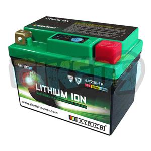 스카이리치 리튬 배터리 LITZ5S (W/Led 인디케이터) YTZ5S - 오토바이 밧데리 리튬이온 배터리 HJTZ5S-FP