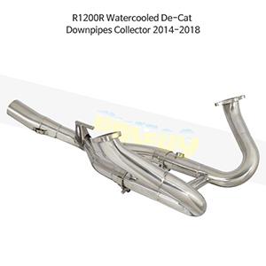 BMW R1200R (14-18) Watercooled De-Cat Downpipes Collector  메니폴더 머플러 중통