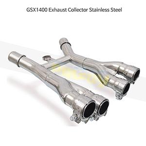 SUZUKI 스즈키 GSX1400 Exhaust Collector Stainless Steel 메니폴더 머플러 중통