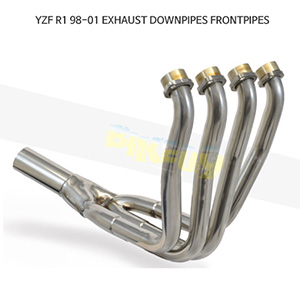 YAMAHA 야마하 YZF R1 (98-01) EXHAUST DOWNPIPES FRONTPIPES 메니폴더 머플러 중통