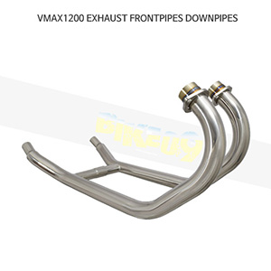 YAMAHA 야마하 브이맥스1200 VMAX1200 EXHAUST FRONTPIPES DOWNPIPES 메니폴더 머플러 중통