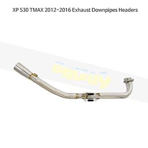 YAMAHA 야마하 XP530 티맥스 (12-16) Exhaust Downpipes Headers 메니폴더 머플러 중통