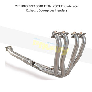 YAMAHA 야마하 YZF1000 YZF1000R (96-03) Thunderace Exhaust Downpipes Headers 메니폴더 머플러 중통