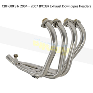 HONDA 혼다 CBF600S/N (04-07) (PC38) Exhaust Downpipes Headers 메니폴더 머플러 중통