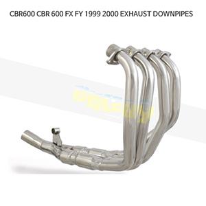 HONDA 혼다 CBR600 (99-00) FX FY EXHAUST DOWNPIPES 메니폴더 머플러 중통