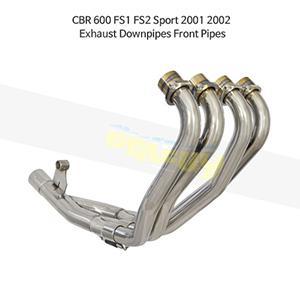 HONDA 혼다 CBR600 FS1 FS2 Sport (01-02) Exhaust Downpipes Front Pipes 메니폴더 머플러 중통