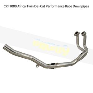 HONDA 혼다 CRF1000 아프리카트윈 De-Cat Performance Race Downpipes 메니폴더 머플러 중통