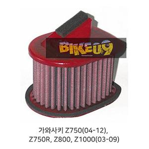 가와사키 Z750(04-12), Z750R, Z800, Z1000(03-09) Kawasaki BMC 에어필터