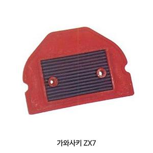 가와사키 ZX7 Kawasaki BMC 에어필터