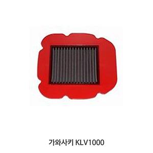 가와사키 KLV1000 Kawasaki BMC 에어필터