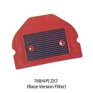 가와사키 ZX7 (Race Version Filter) Kawasaki BMC 에어필터