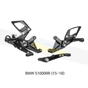 보나미치 레이싱 BMW S1000RR (15-18) 라이테크 리어셋 백스텝 B005
