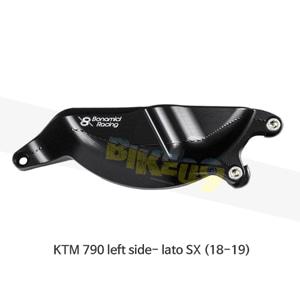 보나미치 레이싱 KTM 790 left side- lato SX (18-19) 엔진 케이스 가드 슬라이더 GB레이싱 CP092