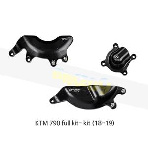 보나미치 레이싱 KTM 790 full kit- kit (18-19) 엔진 케이스 가드 슬라이더 GB레이싱 CP093