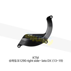 보나미치 레이싱 KTM 슈퍼듀크1290 right side- lato DX (13-19) 엔진 케이스 가드 슬라이더 GB레이싱 CP058