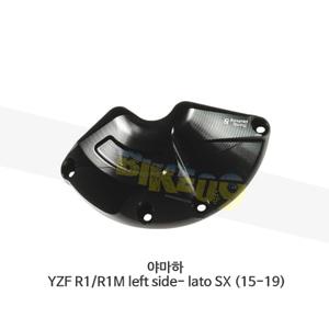 보나미치 레이싱 야마하 YZF R1/R1M left side- lato SX (15-19) 엔진 커버 케이스 가드 슬라이더 GB레이싱 CP046