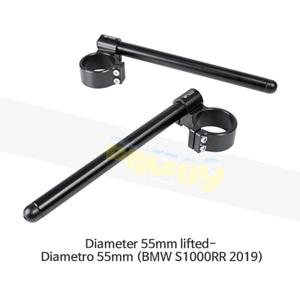 보나미치 레이싱 Diameter 55mm lifted- Diametro 55mm (BMW S1000RR 2019) 핸들바 SM55S1K