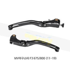 보나미치 레이싱 MV아구스타 F3 675/800 (11-19) 브레이크 클러치 조절식 숏 레바 KL200