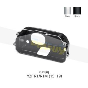 보나미치 레이싱 야마하 YZF R1/R1M (15-19) (BLACK/SILVER) 계기판 커버 가드 프로텍션 DCP04